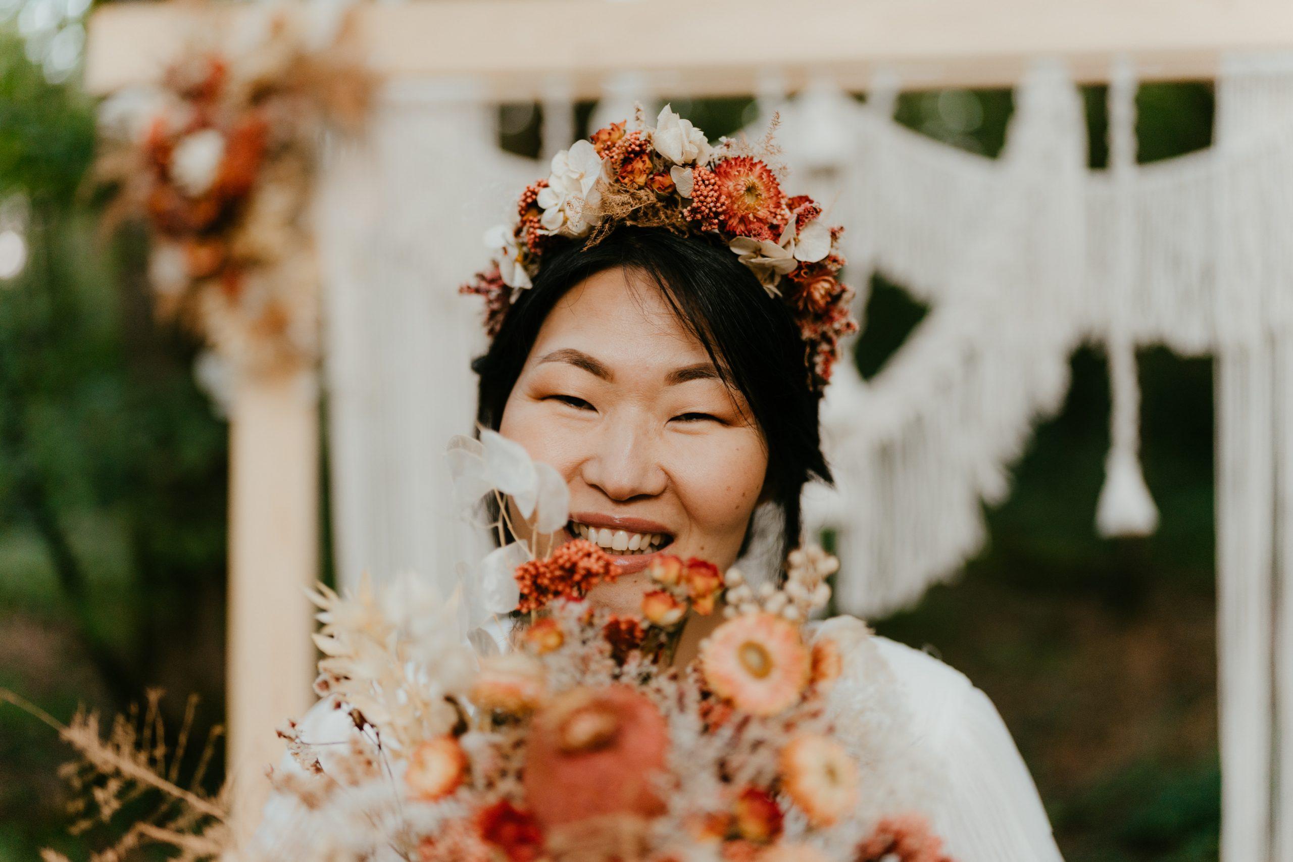 bouquet de fleurs mariage,